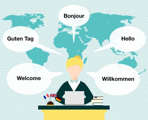 HINAULT translations Webdesign