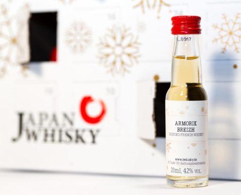 Gesa Siebert Kommunikationsdesign Packaging Flaschenlabel JWhisky Weihnachtskalender 2017 Whisky